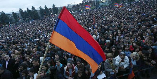 Ermenistan toz duman
