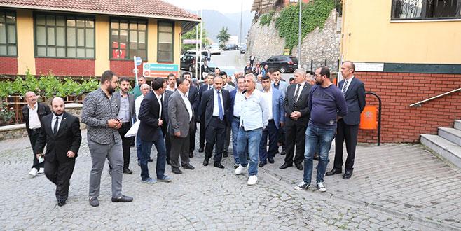 Alinur Aktaş: Misi Köyü çekim merkezi olacak