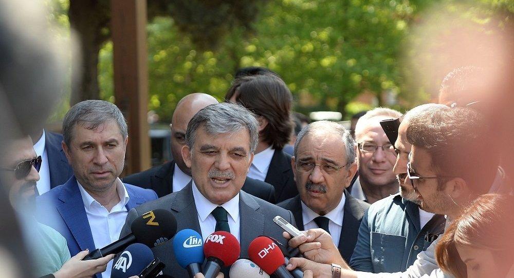 Abdullah Gül'den Hulusi Akar ziyaretiyle ilgili açıklama