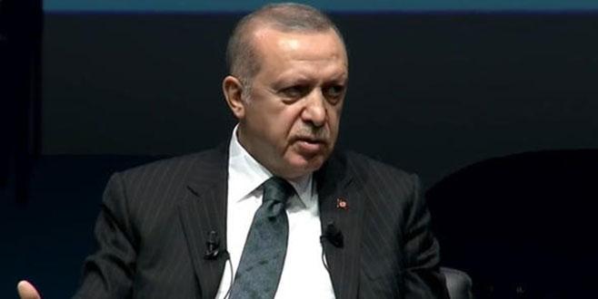 Cumhurbaşkanı Erdoğan: Kararlı bir şekilde Afrin'de duruyoruz