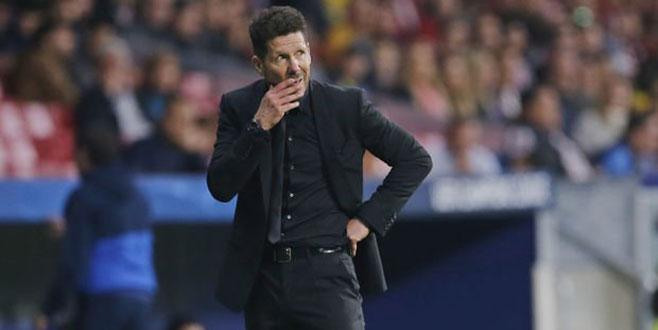 Atletico Madrid'i yıkan ceza!