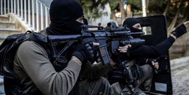 Bursa polisi destekli terör operasyonu!