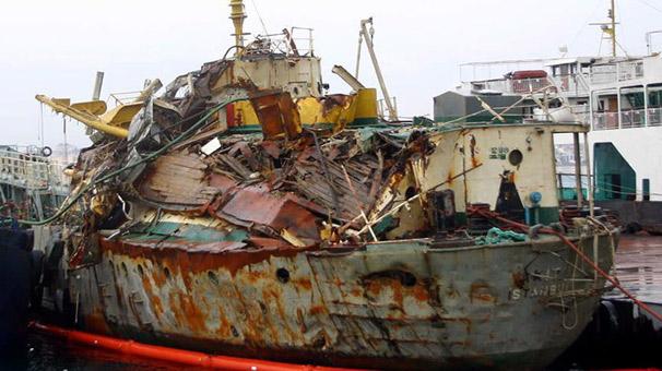Hurda gemilerden ilk 3 ayda 60 milyon $'lık kazanç
