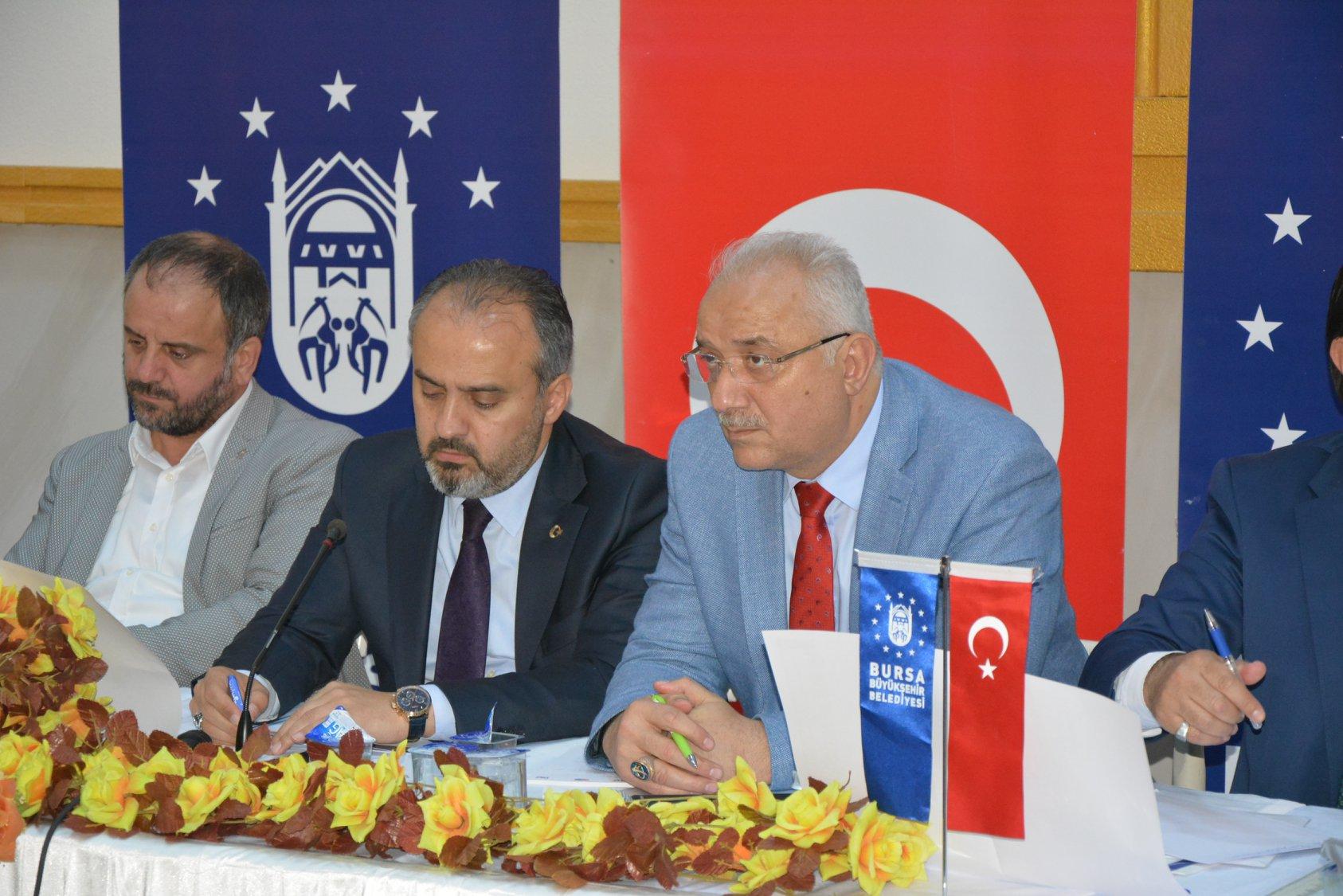'Sorunları birlik ve beraberlik içerisinde çözeceğiz'