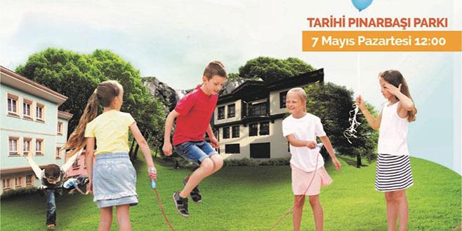 Sokak oyunları şenliği 14 Mayıs'ta başlıyor