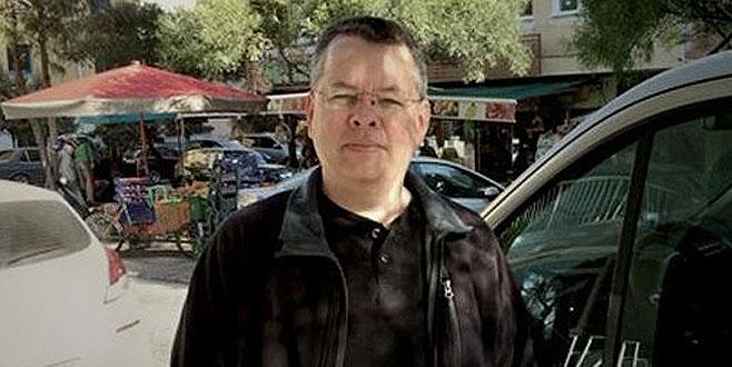 Trump'ın Türkiye'den iadesini istediği rahip Brunson davasında ara karar