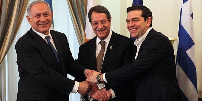 Akdeniz'de Türkiye baypas edilecek