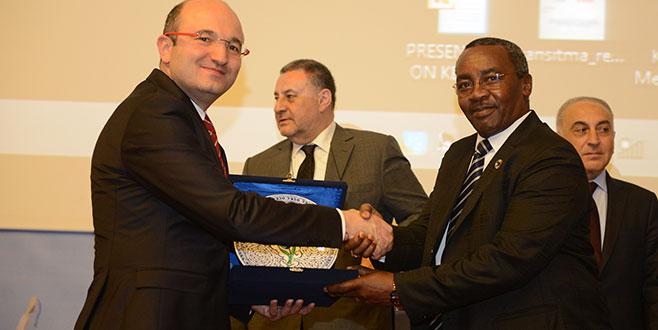 Afrika'dan Türkiye'ye teşekkür