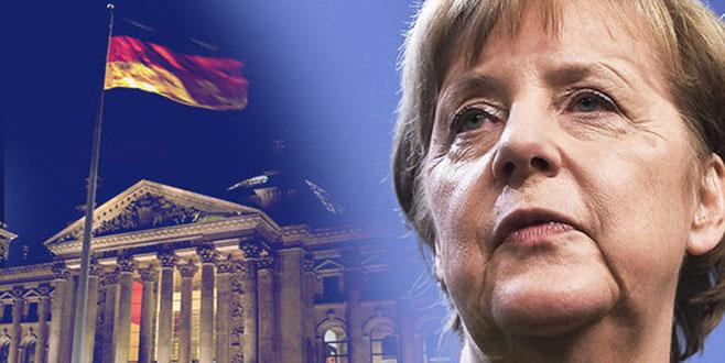 Merkel'den ABD'ye rest