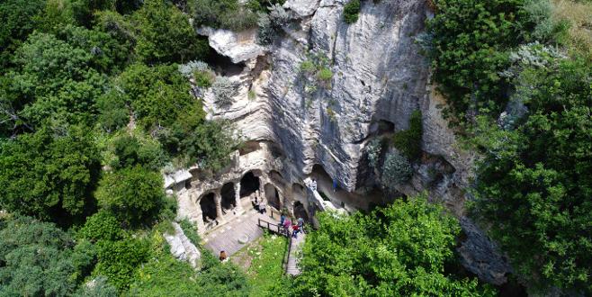 Türkiye'nin insan eliyle yapılmış en büyük tüneli