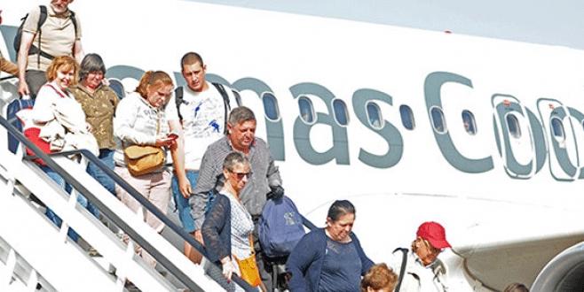 Makedonya'da turist sayısında artış