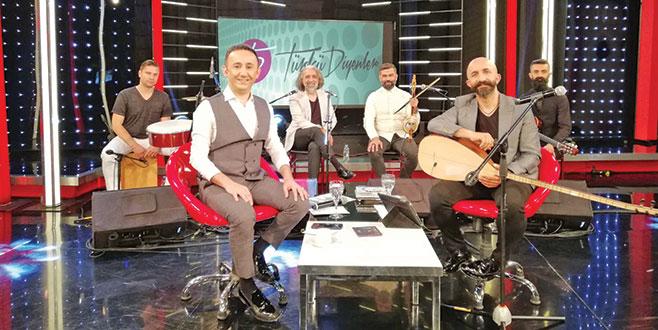 Olay TV'de türkü gecesi