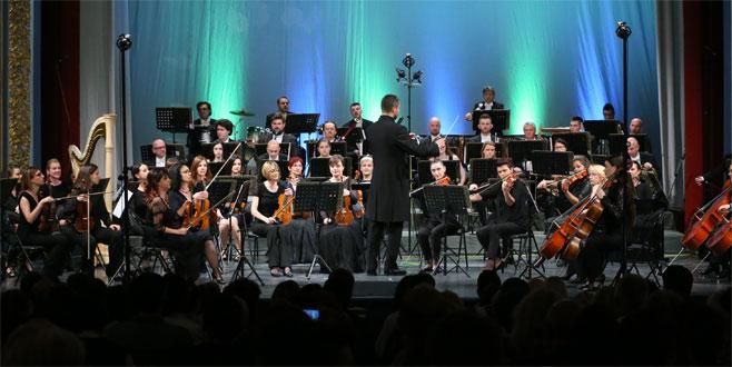Saraybosna Filarmoni Orkestrası'ndan ramazan konseri