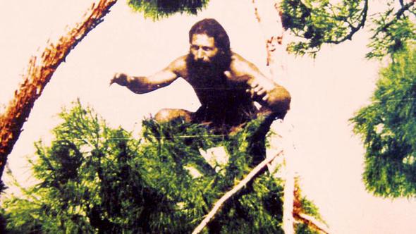 Manisa Tarzanı dünyaya tanıtılacak