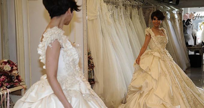 45 kilo olan ünlü şarkıcı düğününde 35 kiloluk gelinlik giyecek