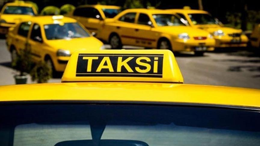 Taksilerin rengi değişiyor! İki seçenek sunulacak