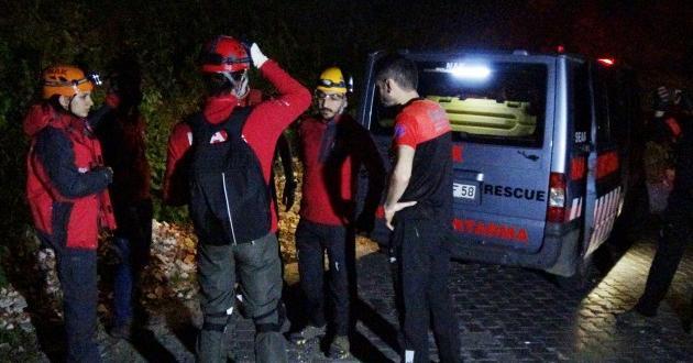 Uludağ'da kaybolan genç 5 saat sonra bulundu