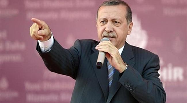 Erdoğan'dan Milletvekillerine çağrı: Size hırsız diyen İnce'ye dava açın