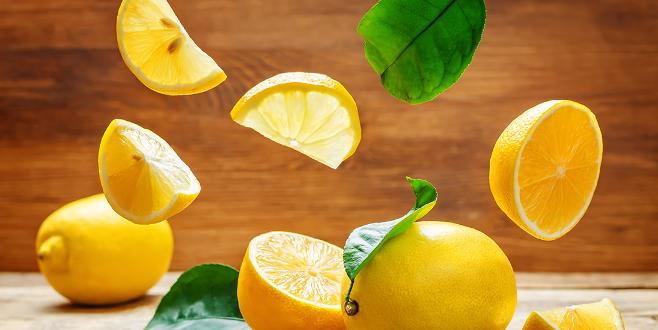 Limonu bileğinize damlatın! Bakın ne oluyor
