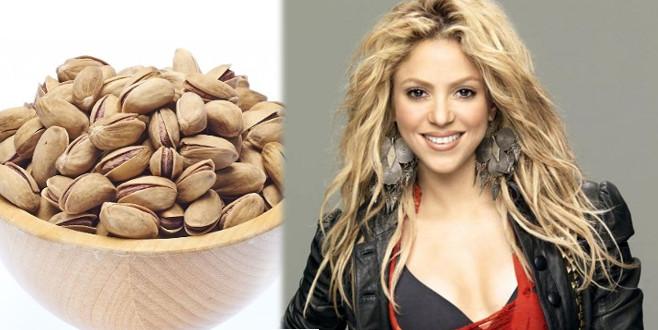 Shakira'nın ilginç isteği!