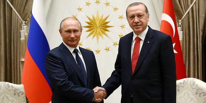 Cumhurbaşkanı Erdoğan Putin ile görüştü… Gündem Dağlık Karabağ, Suriye ve Libya…