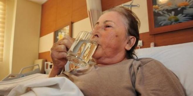 23 yıl sonra doya doya içti…