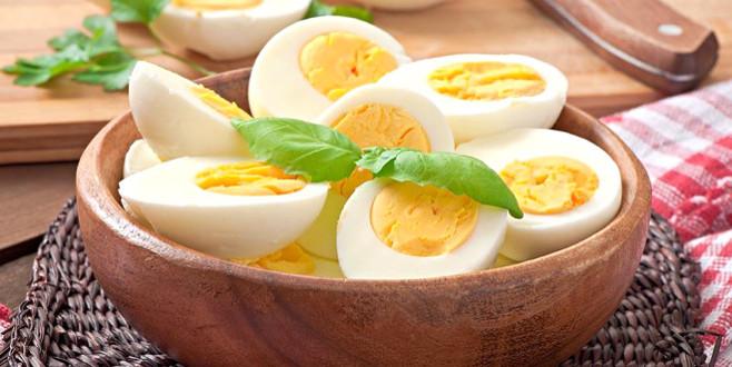 Pişmiş yumurta eski haline nasıl geri döndürülür?