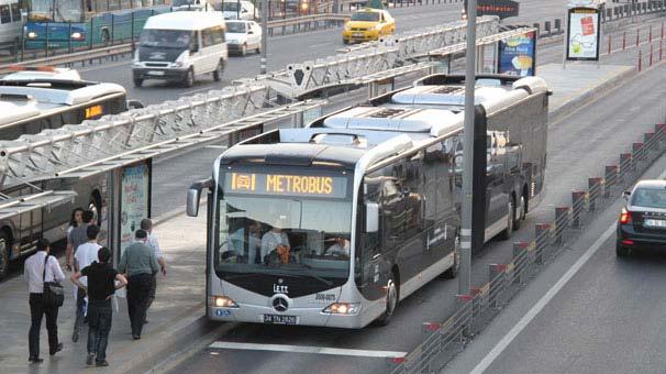 Herkes bu soruyu soruyordu! İBB'den Metrobüs açıklaması