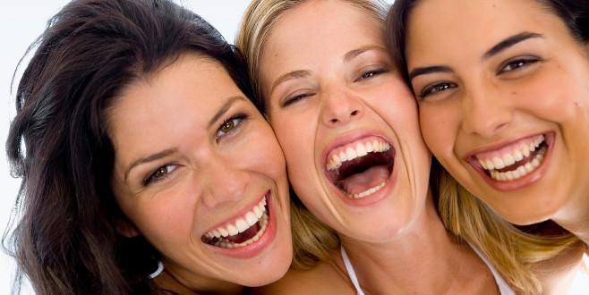 Gülmenin insan üzerinde etkileri