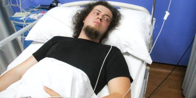 Aref'i ısıran yılan hem kör hem de hastalıklı çıktı