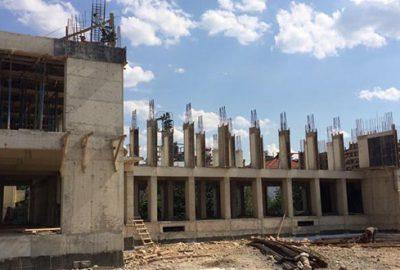 Yeni atölye binası eğitime hazırlanıyor