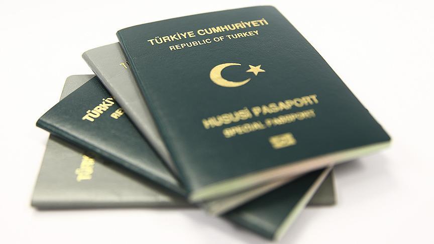 İçişleri Bakanlığından pasaport şerhi açıklaması