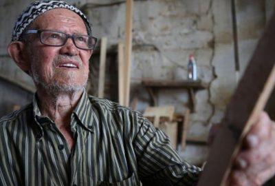 Türkiye'nin 72 yıllık fıçıcısı