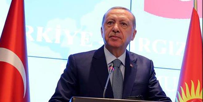 Cumhurbaşkanı Erdoğan: Doların egemenliğine son vermemiz gerekiyor