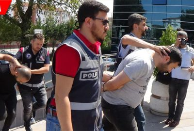 Suçüstü yakalandılar! İstanbul'dan gelip…