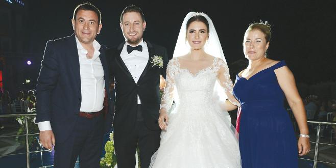 Grand Nicea Hotel'de görkemli düğün