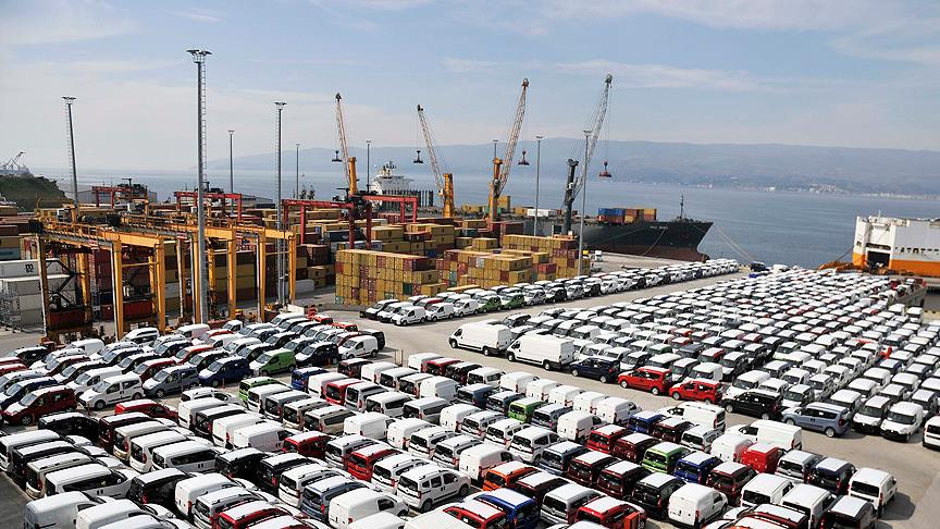 Otomotiv sektörü ihracata ivme verdi