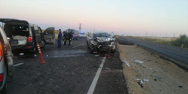 Gelin almak için Bursa'dan Kayseri'ye gidiyorlardı… Damat, annesi ve amcası kazada öldü