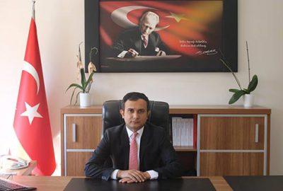 Harmancık'a yeni Kaymakam