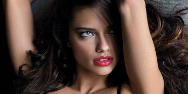 Adriana Lima'dan Türk kadınları için flaş sözler!