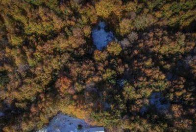 Uludağ'da iki mevsim bir arada yaşanıyor