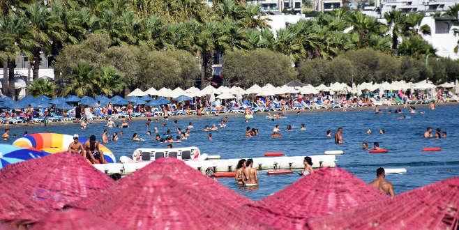 '40 milyon turist hedefi aynen devam ediyor'