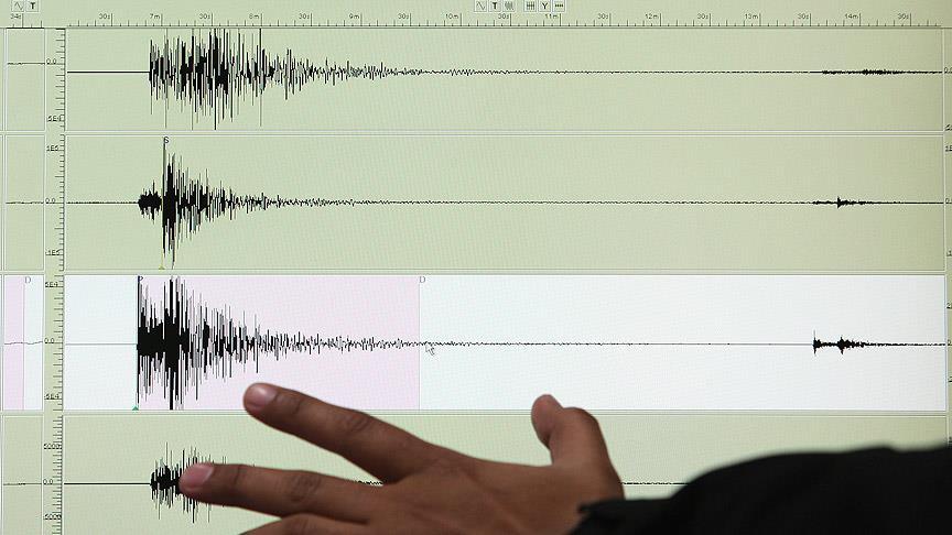 Haiti'de 5,9 büyüklüğünde deprem: 10 ölü