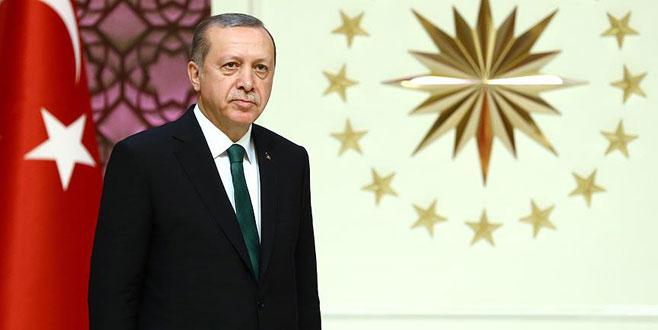 Cumhurbaşkanı Erdoğan'dan HÜDA PAR'a telgraf