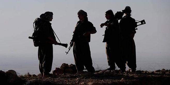 PKK'lı teröristten tüyler ürperten itiraf! 'Bu rezalete dayanamayıp kaçtım'