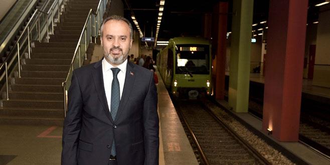 Başkan Aktaş'tan, SMS ile 'toplu ulaşım' çağrısı