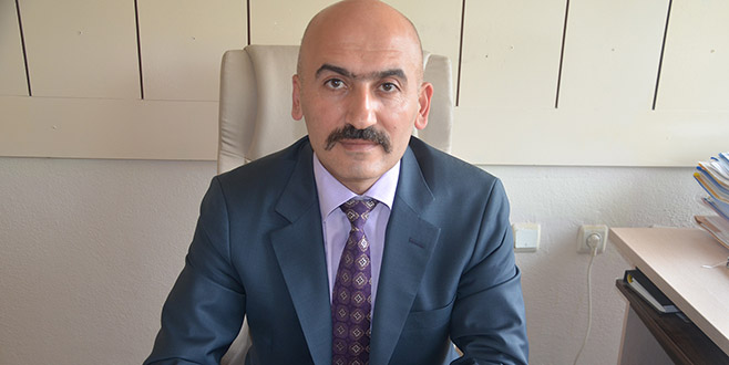 Mudanya'ya yeni Nüfus Müdürü