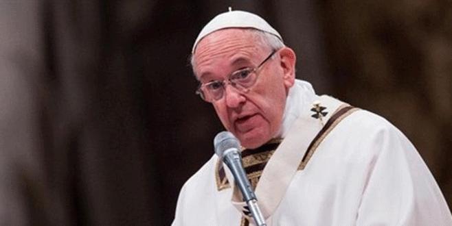 Papa Francis tutuklandı mı! Şok eden iddia…