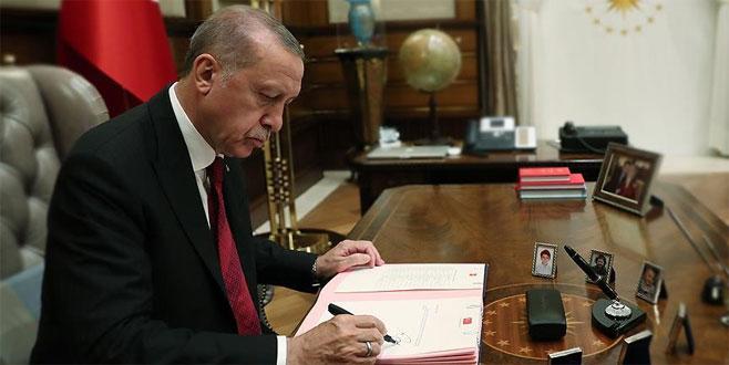 Erdoğan'dan 'bürokrasinin azaltılması' genelgesi