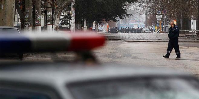 Kırım'da okulda patlama: 19 ölü